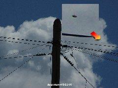 UFO, Argentina, 01-11-08