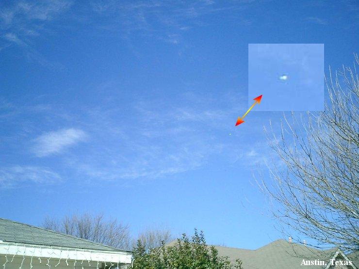 Texas, 01-14-08-UFO