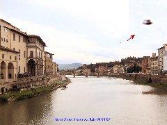Florence, Italy UFO