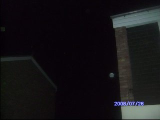 UFO over Stevenage, UK