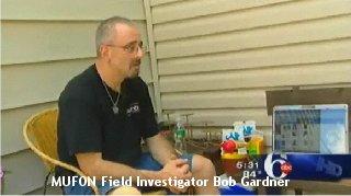 MUFON Field Investigator Bob Gardner