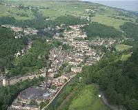 Hebden Bridge: the town was circled by the UFO, according to witnesses