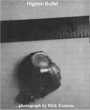 Photo of Higdon Bullet