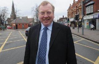 Councilman Neville Summerfield