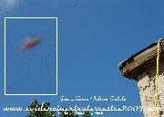 UFO, Tamaulipsas, Mexico