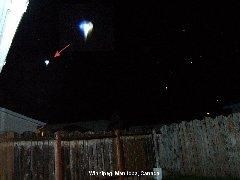 UFO, Winnipeg, Canada