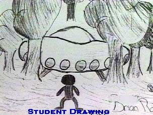 Zimbabwe Student Drawing