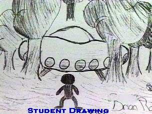 Zimbabwe Student Drawing