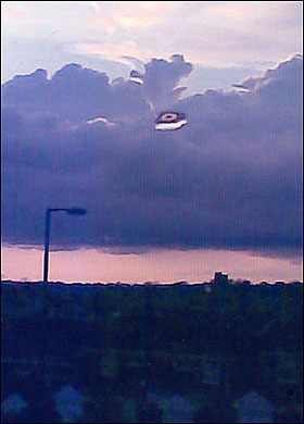 Dudley, West Midlands-UFO