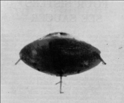 Photograph of UFO-S.S. Ramsay