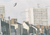 Did you see this? Evening Leader chief photographer Simon Williams-Tully's mock up of the UFO spotted above Flint. The sighting is set to feature in a documentary film.