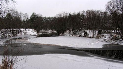 Russian Ice Circle