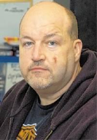 Eyewitness Russ Kellett