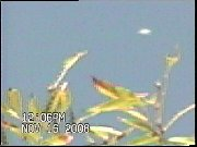Still Frame of Unknown Object over San  Antonio, TX