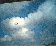 UFO Photograph, Salt Lake City, Utah, 2001