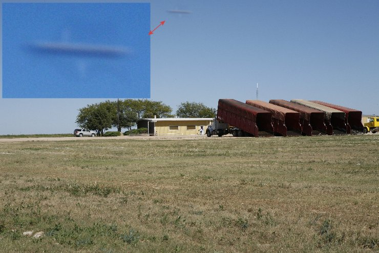 Crosbyton, Texas-UFO