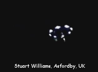 Still Frame Capture, Williams Video, Asfordby, UK
