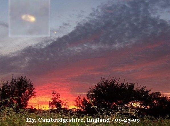 Ely, Cambridgeshire, England - 09-23-09