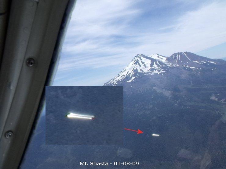 Mt. Shasta 01-08-09