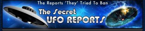 Secret UFO Reports