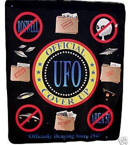 UFO Blanket