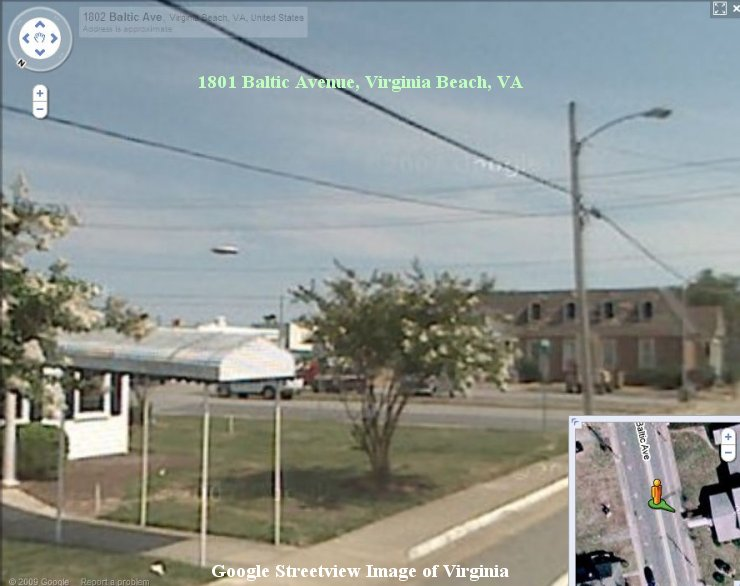 Military Base Virginia Beach Ufo
