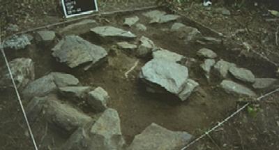 Graveyard in Rwanda