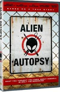 Movie - Alien Autopsy