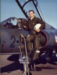 Air Force Captain Jean-Pierre Fartek