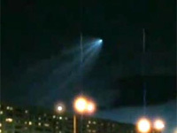 UFO over Elista, Russia