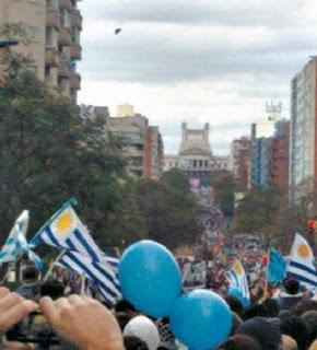 UFO - Uruguay Parade