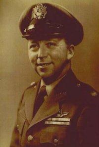 Major Wendelle Stevens at Wright Patterson AFB