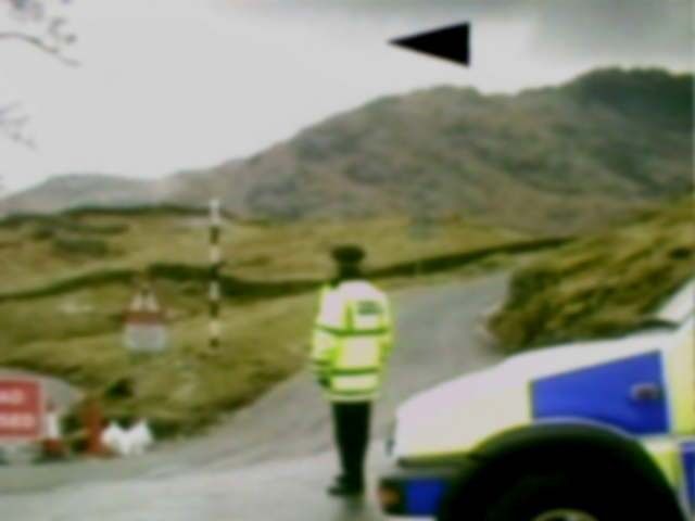 UFO - UK Policemen