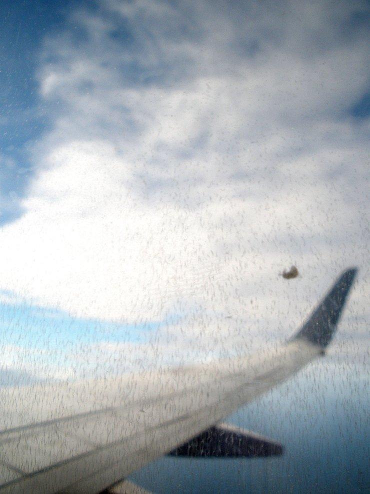 UFO - Sydney to Melbourne, Australia - 01-14-11