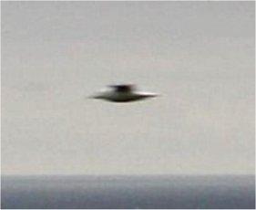 UFO over Cornwall