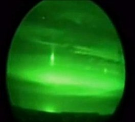 UFOs over Iraq