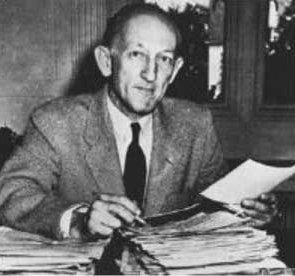 Maj. Donald Keyhoe