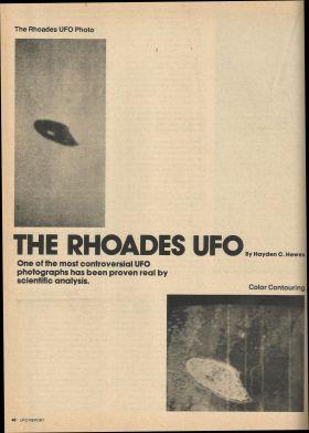 Rhoades Photograph