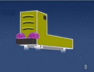 L-Shaped UFO