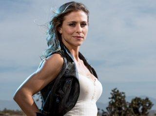 Erin Ryder of Chasing UFOs