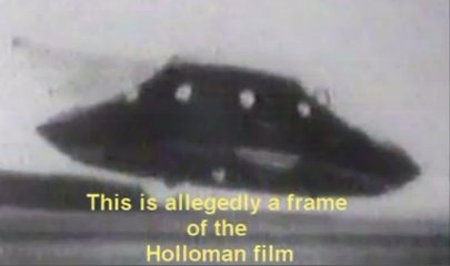 Alleged Frame Capture of Film