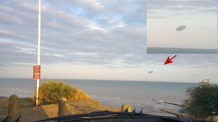 UFO Photo, Bexhill on Sea