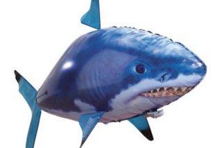 Helium Shark