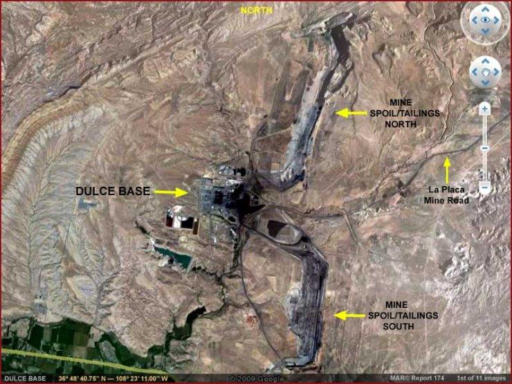 Dulce Base Map