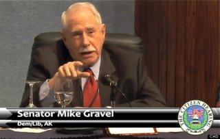 Senator Mike Gravel