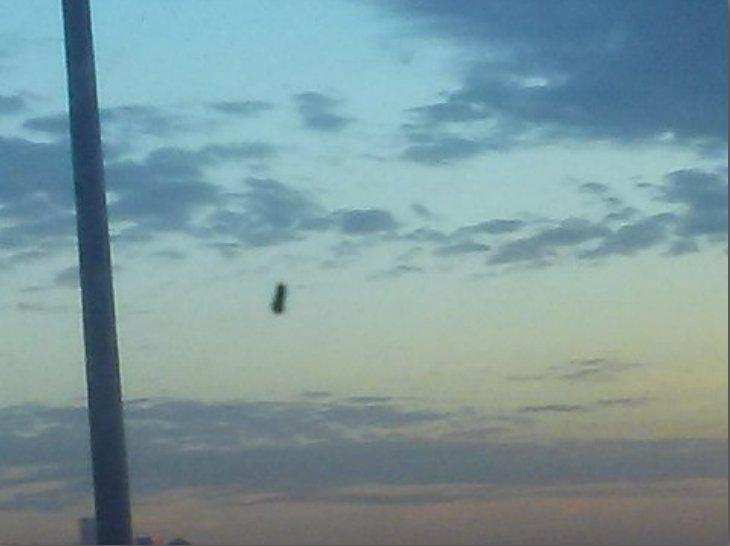 UFO - Manhattan Skyline