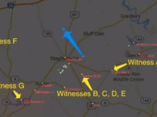 Stephenville Radar Image
