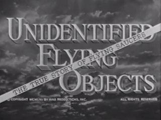 UFO Early Film