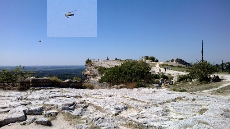 UFO - Provence, France