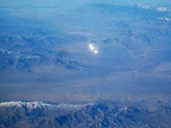Plane Flight - Toronto - LAX- 11-25-13